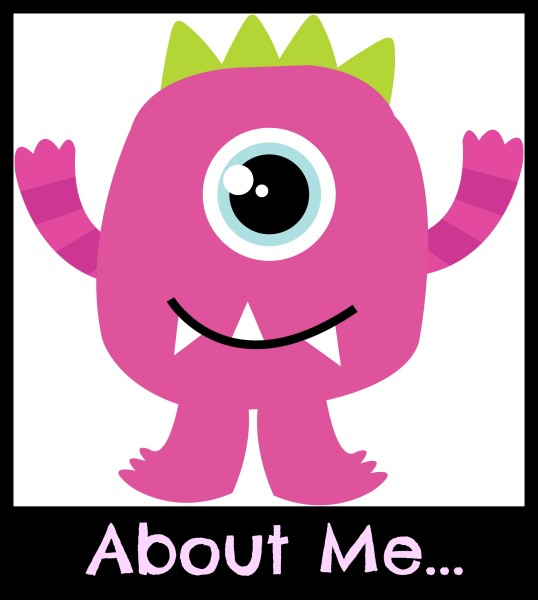 CCC About Me Monster Pic