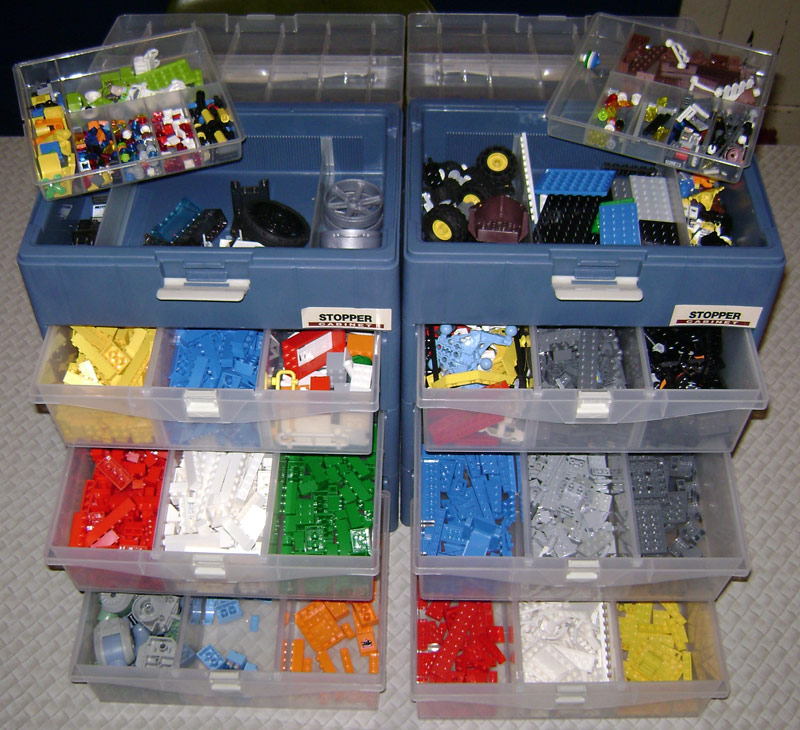 Jaiu0027s Lego all sorted into the drawer compartments! & How do I store myu2026u2026u2026u2026 LEGO??? Common Chaos