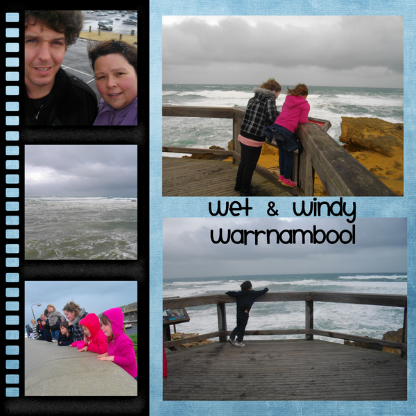 Photos of our trip to warrnambool 2011 on the breakwater
