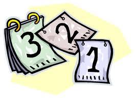 Clip Art Calendar Picture