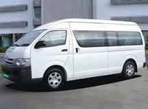 Picture Of A Toyota Commuter Van
