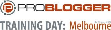 ProBlogger Training Day
