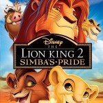 Lion King 2 Simba's Pride E15650 2D Packshot