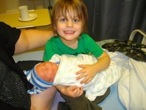 Levi and Eli