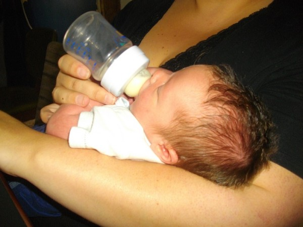 Bottle feed