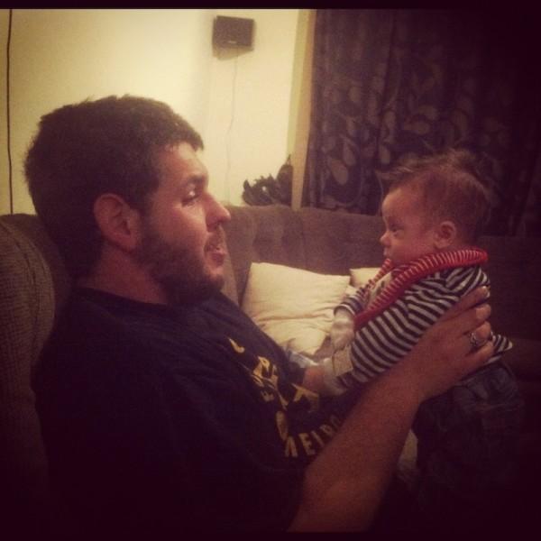 Brian ane Elijah