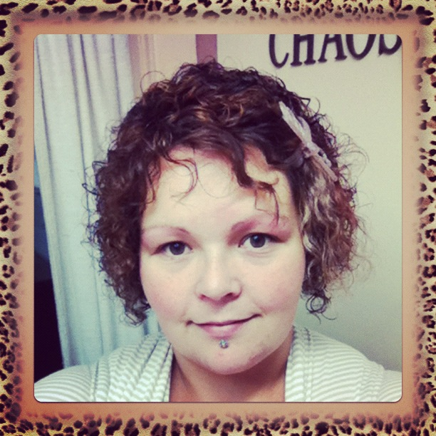 My new hair do - perm