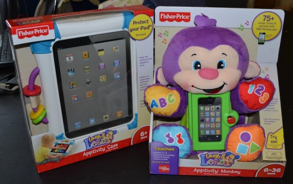 Fisher Price Apptivity Toys