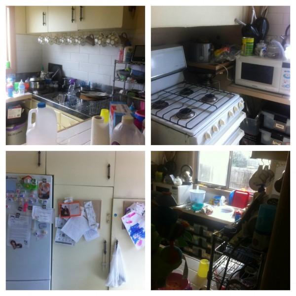 Kitchen Mess 1