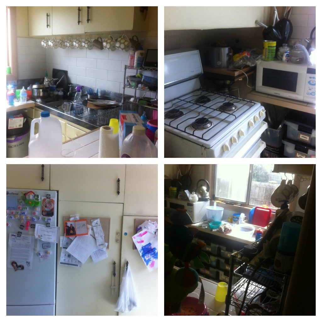 Kitchen Mess 1