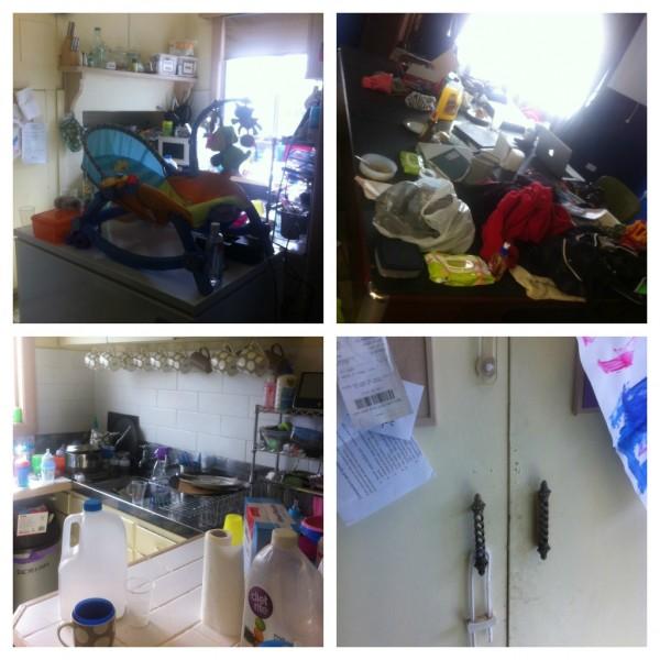 Kitchen Mess 2