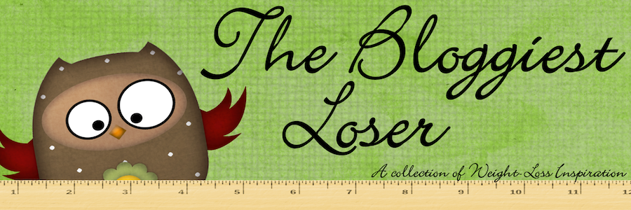 The Bloggiest Loser Banner