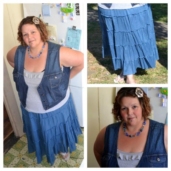 Aussie Curves Skirt 1