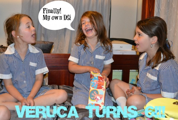 Veruca turns 6