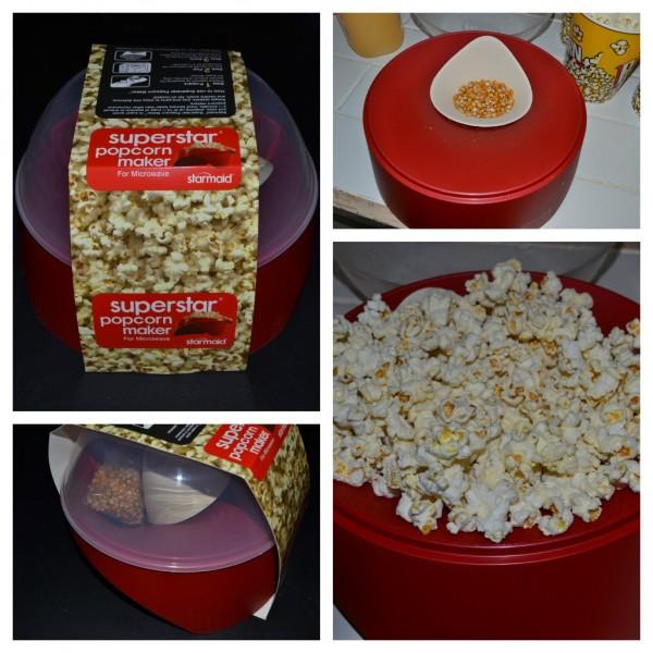 Startmaid Superstar Popcorn maker