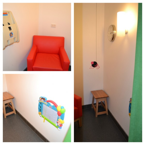 Highpoint Shopping Centre Maribyrnong Parents Room Feeding Areas