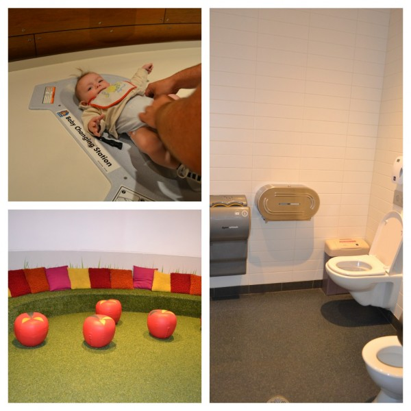 Highpoint Shopping Centre Maribyrnong Parents Room Apple Seats
