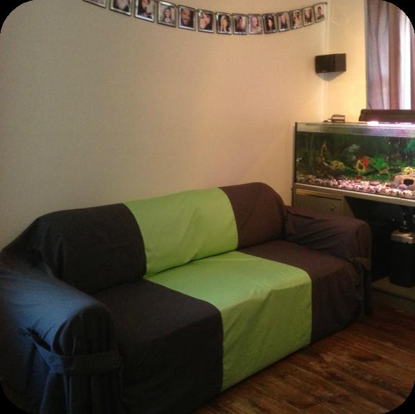 Lounge room Bunting
