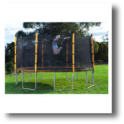 Action Trampoline 15""