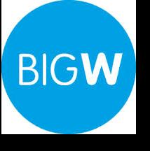 Big W Online Logo
