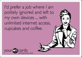 Cupcake job