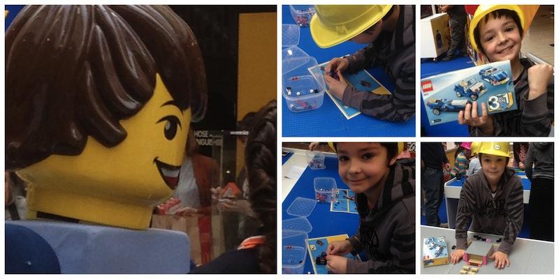 Lego Zone 1