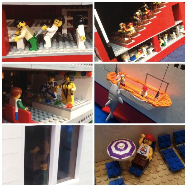 Lego boat 2