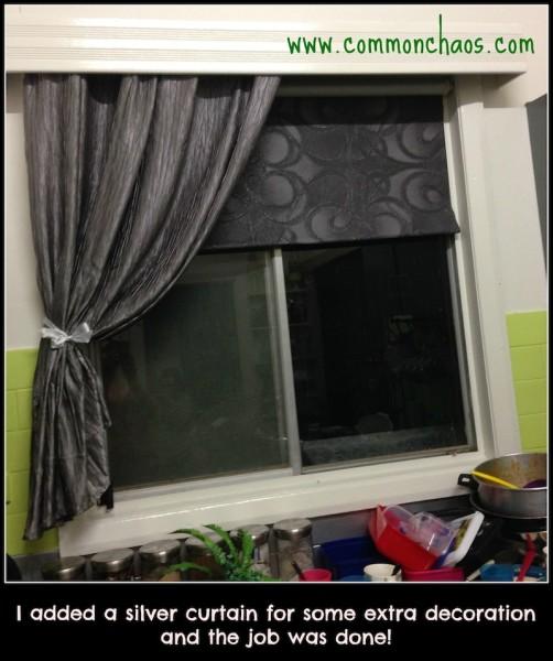 Window Blind Finished
