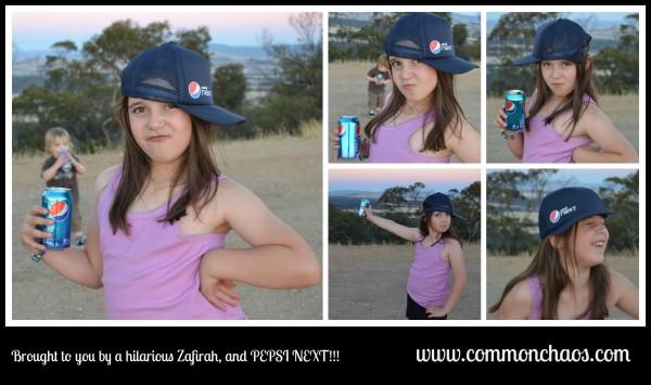 Pepsi Next Zaf
