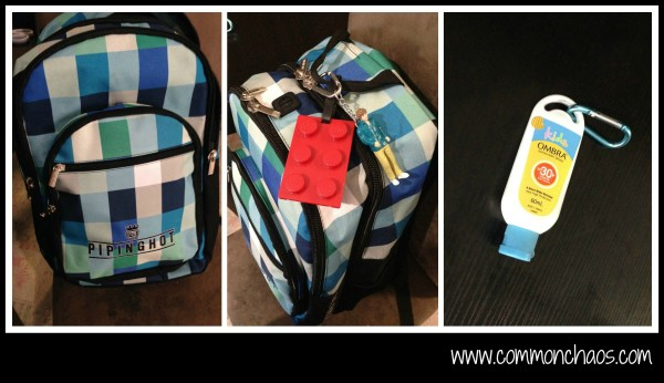 School Bag 1
