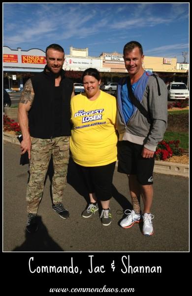 TBL Challenge Australia Commando