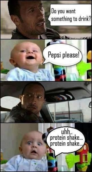 pepsi please