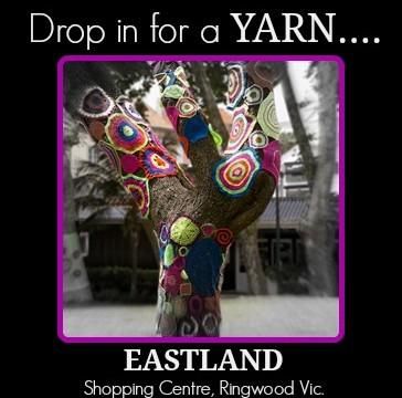Yarn Bombed