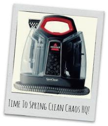 Spot Clean Machine