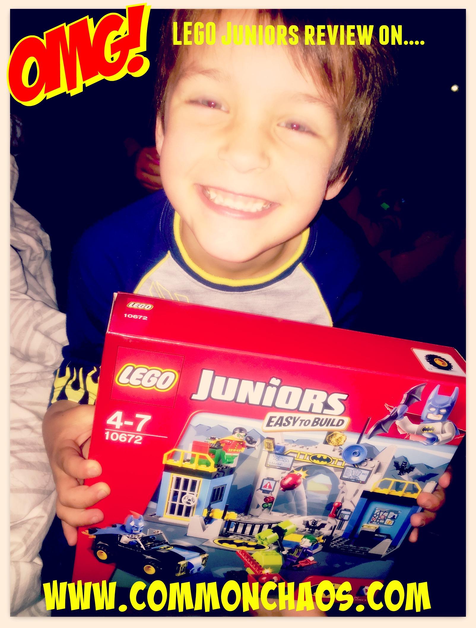 Lego Juniors Batman Set