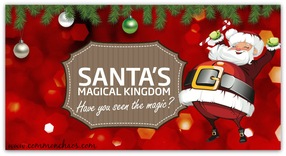 Santa's Magical Kingdom Logo