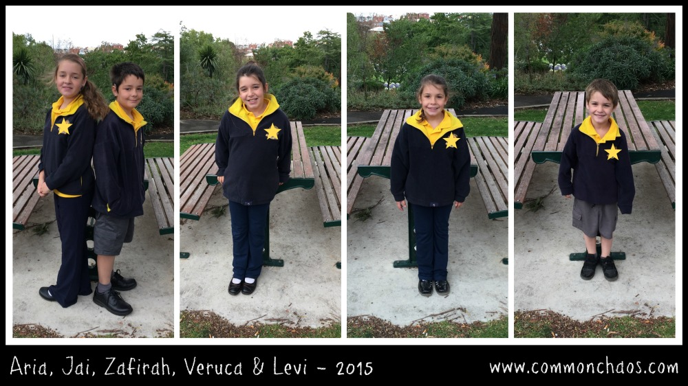 Back to school 2015