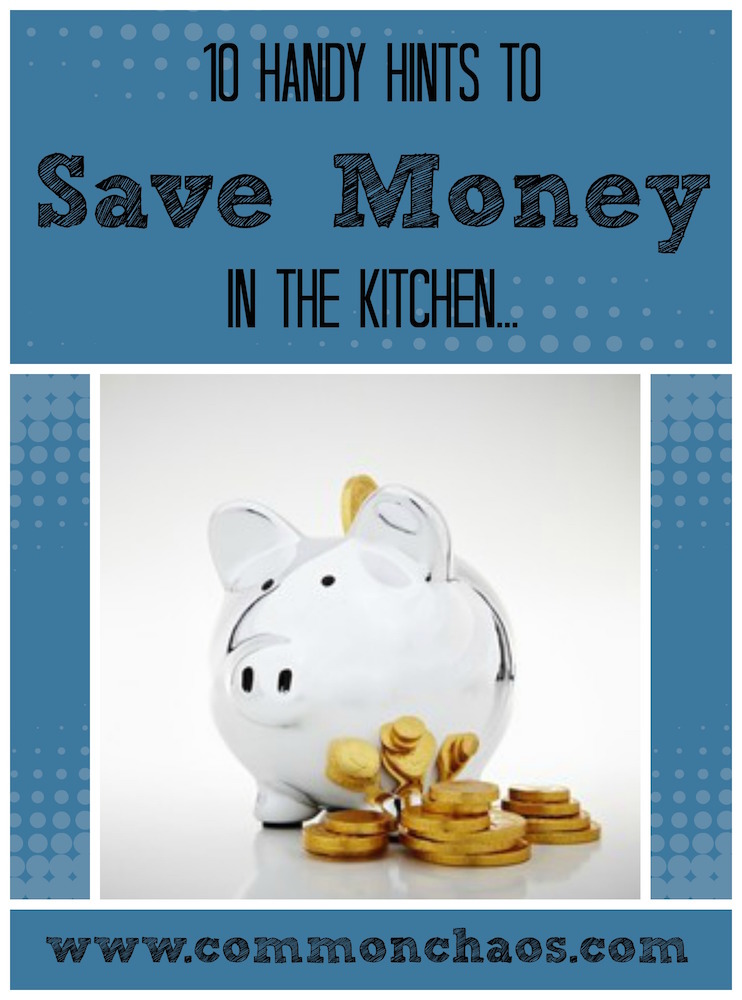 Save Money Kitchen