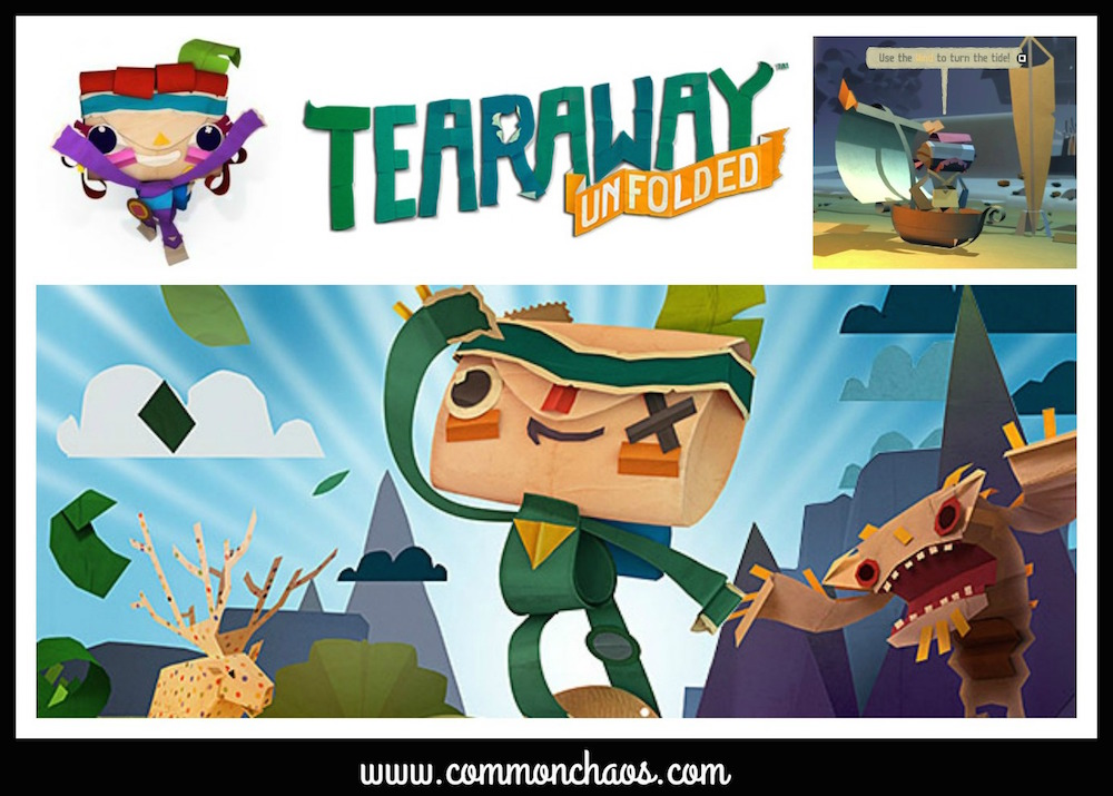 Tearaway Two
