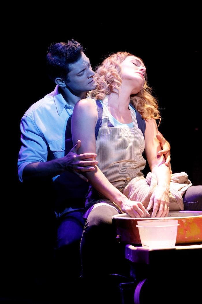 GHOST Rob Mills and Jemma Rix (Aust)
