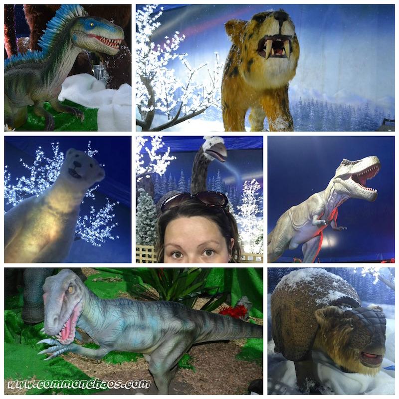 Jurassic Creatures 1
