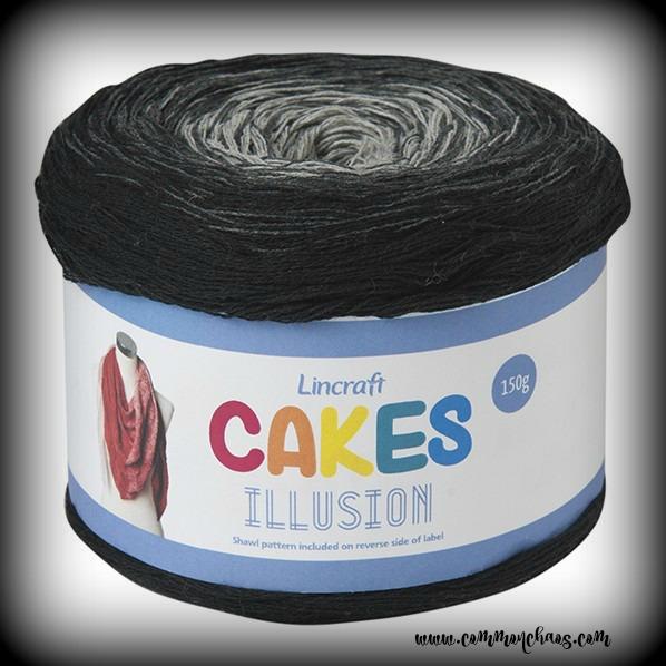 Lincraft Illusion Cakes